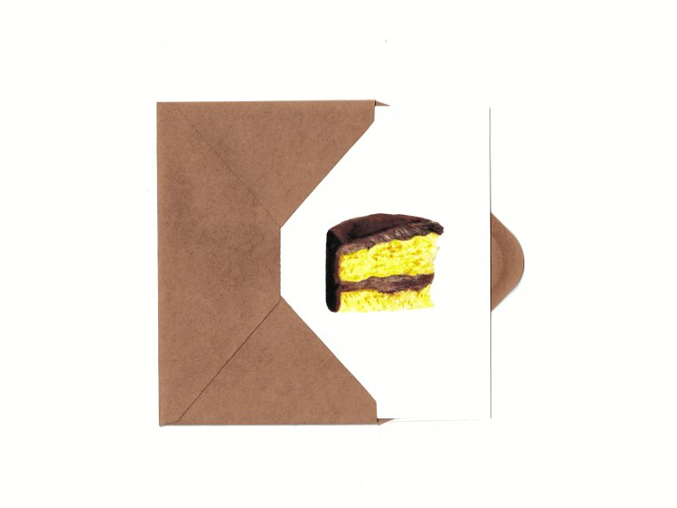 Detachable Recipe Birthday Card Set by Happy Cooking Cards - 33
