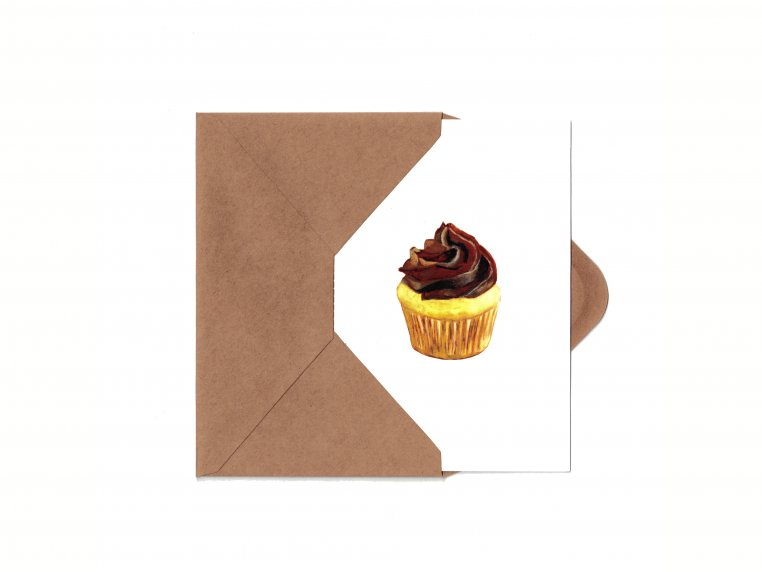 Detachable Recipe Birthday Card Set by Happy Cooking Cards - 34