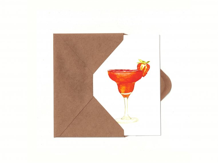 Congratulations Cocktail Making Card Set by Happy Cooking Cards - 17