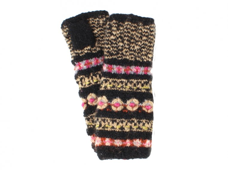 Iris Hand Warmers by French Knot - 2