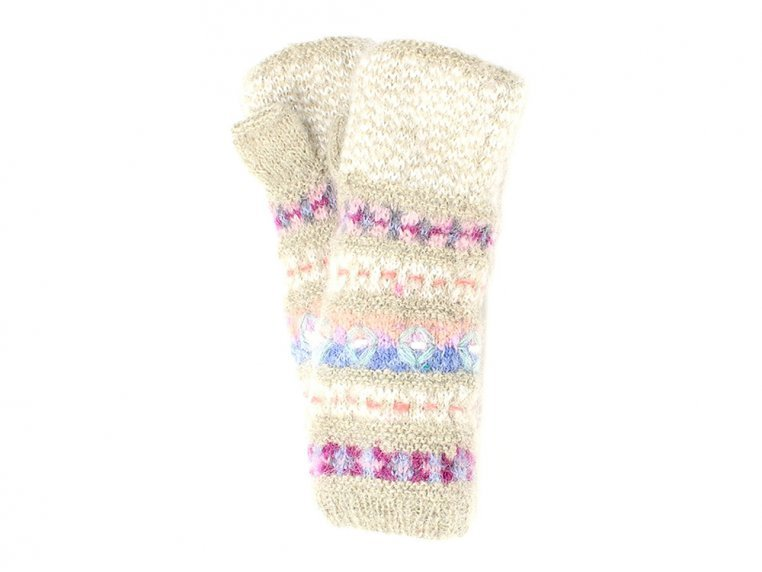 Iris Hand Warmers by French Knot - 3