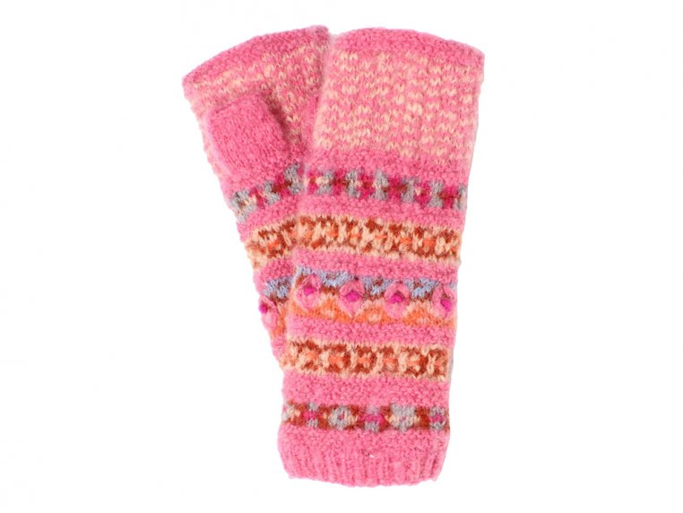 Iris Hand Warmers by French Knot - 4