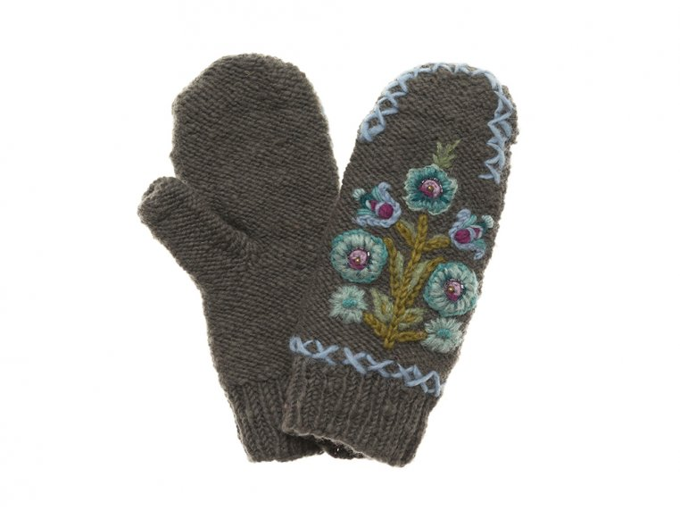Hazel Mittens by French Knot - 3