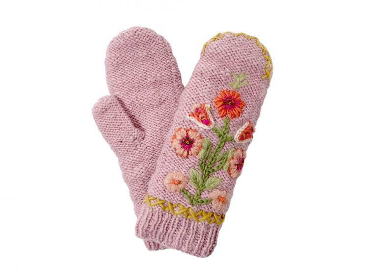 Hazel Mittens by French Knot - 4