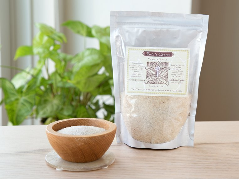 Vanilla Sugar (1 lb) by The Vanilla Company - 1