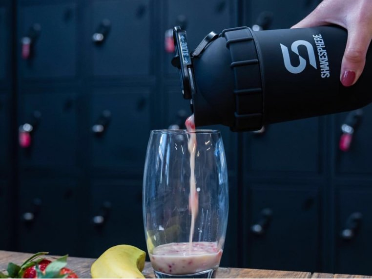 Easy Clean No Waste Shaker by ShakeSphere - 3