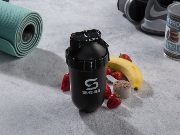 Easy Clean No Waste Shaker by ShakeSphere - 2