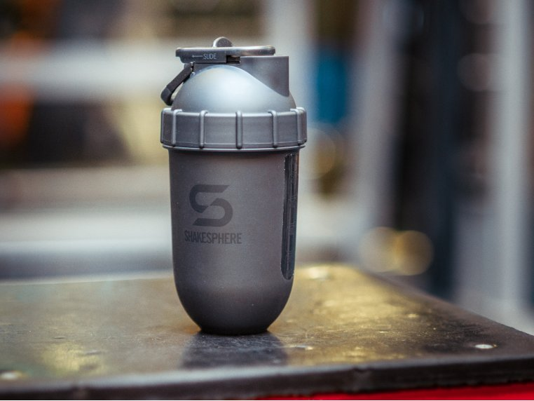 Easy Clean No Waste View Shaker by ShakeSphere - 1