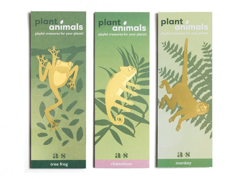 Decorative Plant Animal Sets by Another Studio - 6