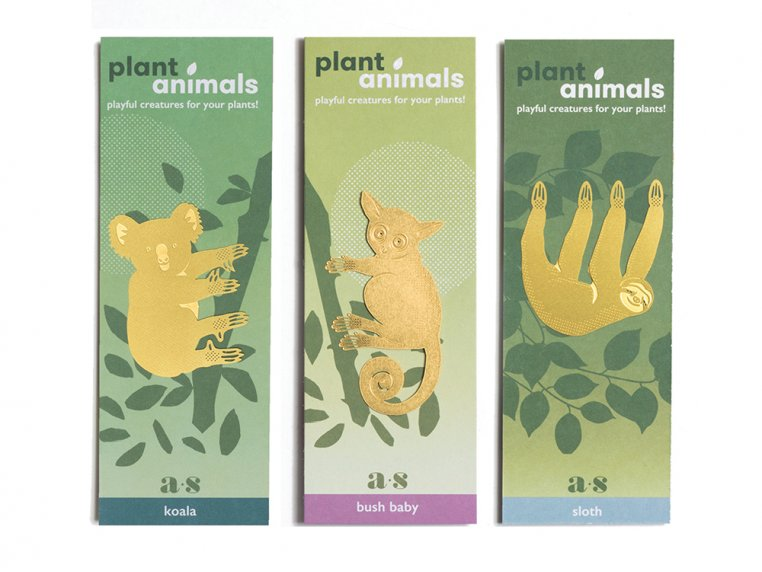 Decorative Plant Animal Sets by Another Studio - 7