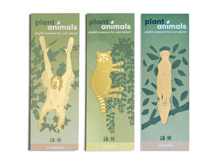 Decorative Plant Animal Sets by Another Studio - 8