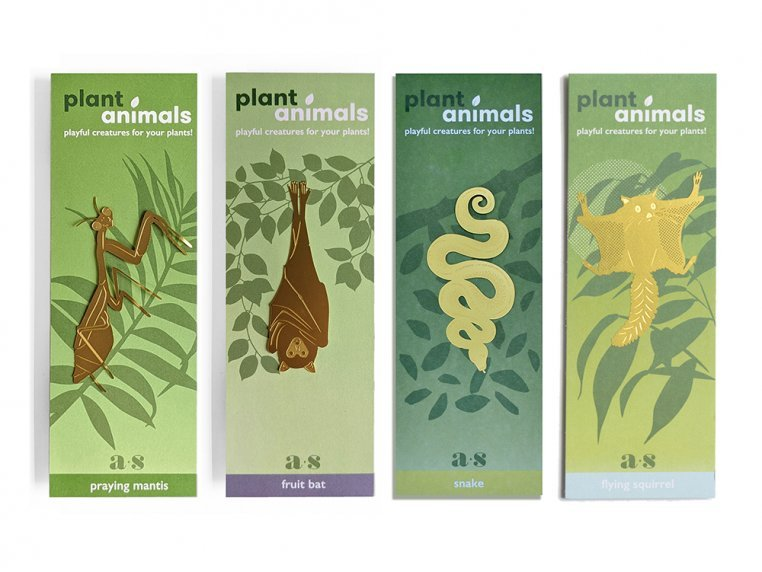 Decorative Plant Animal Sets by Another Studio - 9