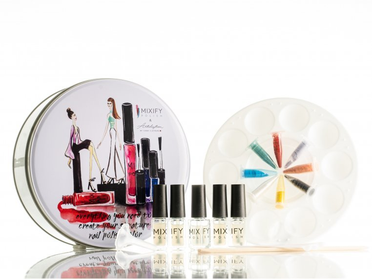 Make Your Own Nail Polish Kit by Mixify Beauty - 3