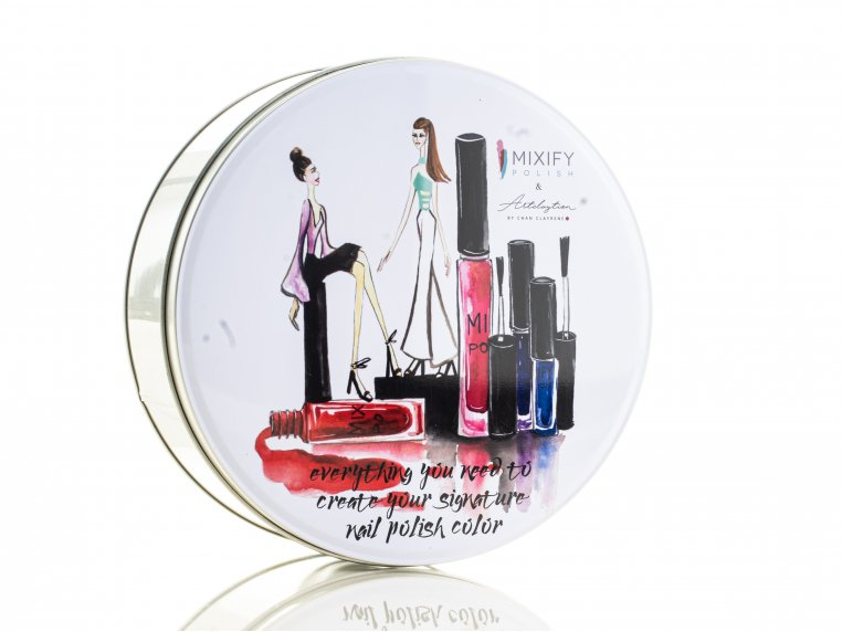 Make Your Own Nail Polish Kit by Mixify Beauty - 4