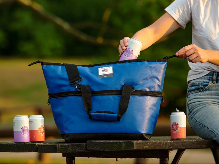 Durable Drink Cooler Bag by Horizons Soft Coolers - 2