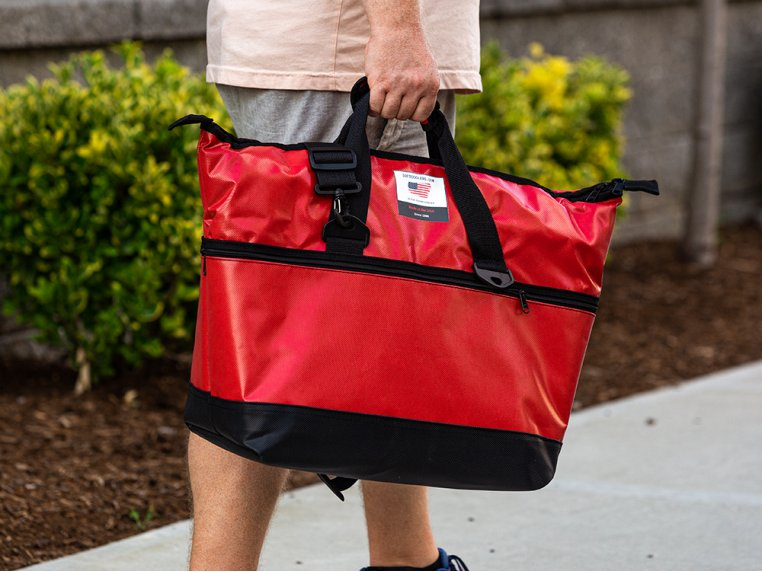 Durable Drink Cooler Bag by Horizons Soft Coolers - 7