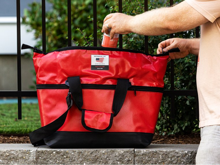 Durable Drink Cooler Bag by Horizons Soft Coolers - 8