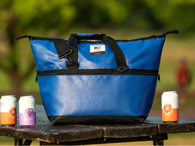 Durable Drink Cooler Bag by Horizons Soft Coolers - 1