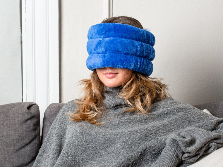 Microwaveable Headache Wrap by Huggaroo - 1