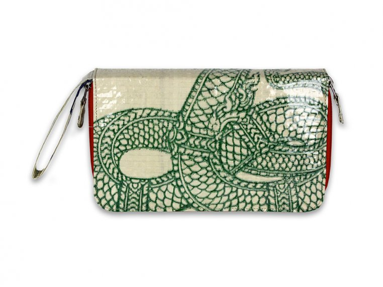 Recycled Cement Wallet by Malia Designs - 7
