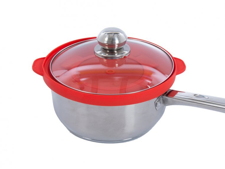 Silicone Steam Lid by The Smart Steamer Lid - 4