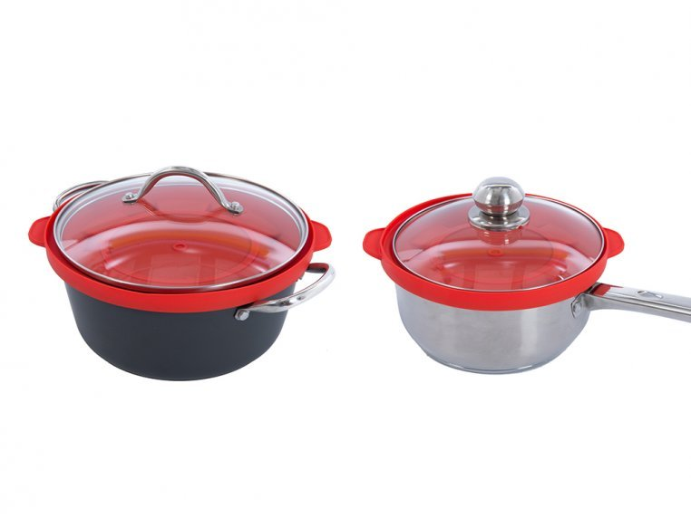 Silicone Steam Lid by The Smart Steamer Lid - 6