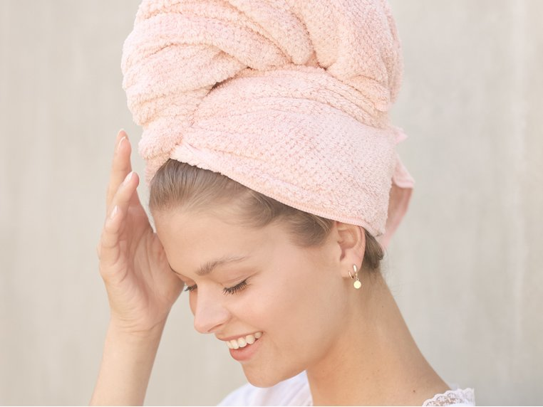 Nanoweave™ Quick Dry Hair Towel by VOLO Beauty - 2