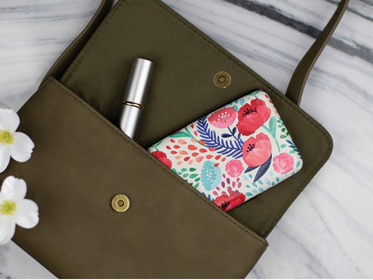 Artistic Armored Hard RFID Wallet by Monarque - 2