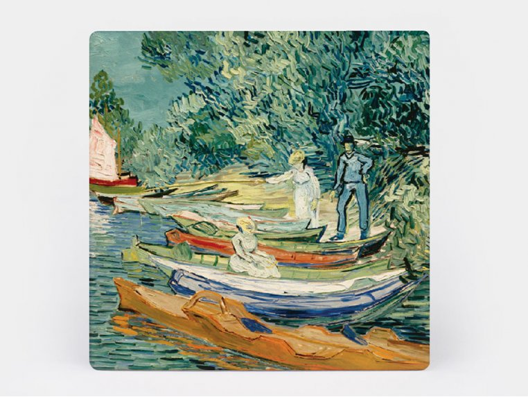 Artistic Coaster - 4-Pack by Monarque - 10