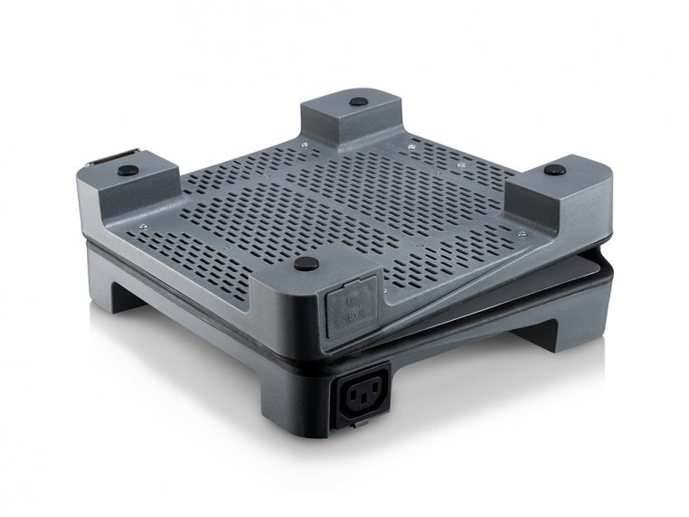 Foldable Dish Modular Hot Plates by myhotmat - 3