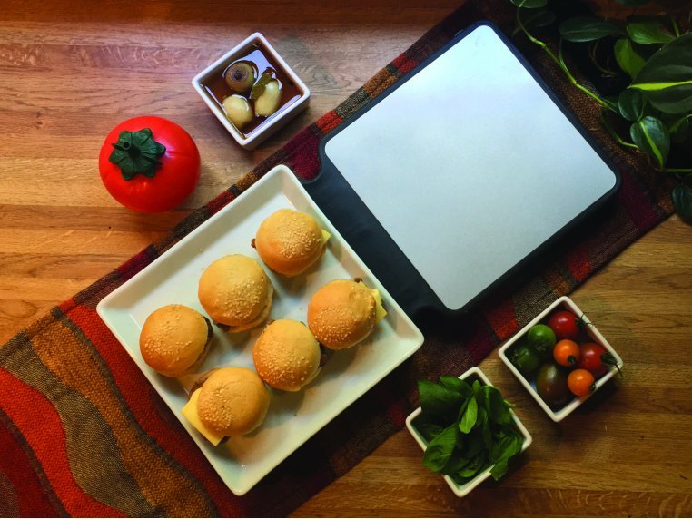 Foldable Dish Modular Hot Plates by myhotmat - 1
