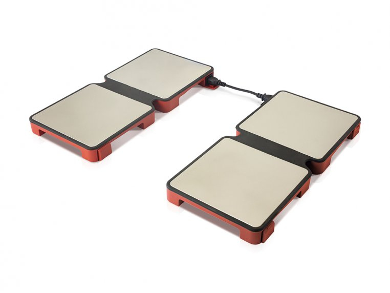 Foldable Dish Modular Hot Plates by myhotmat - 5