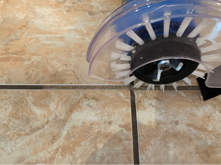 Electric Grout Cleaning Machine by GroutGroovy! - 2