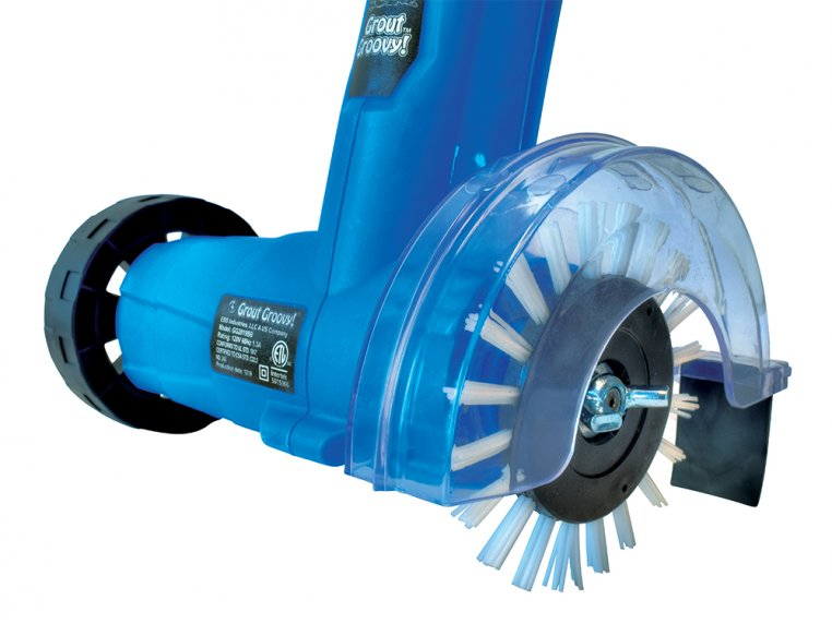 Electric Grout Cleaning Machine by GroutGroovy! - 4