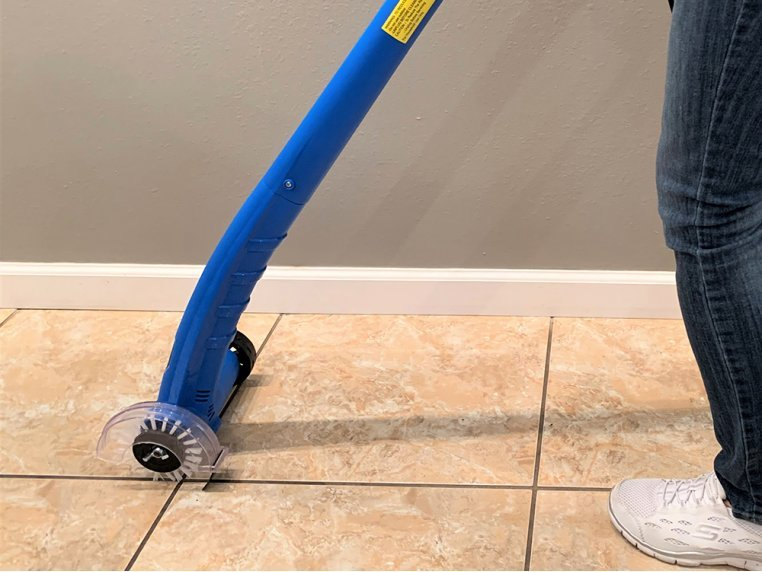 Electric Grout Cleaning Machine by GroutGroovy! - 1