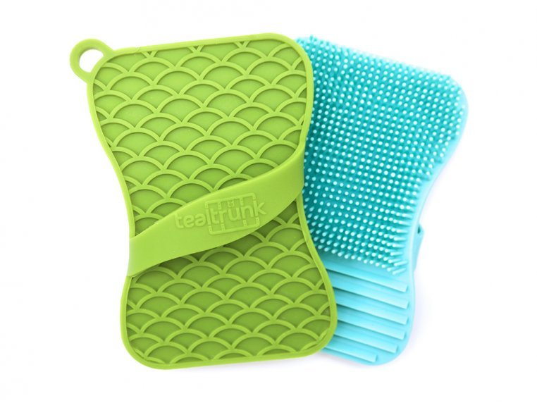 Reusable Multipurpose Dish Scrubber by Teal Trunk - 8