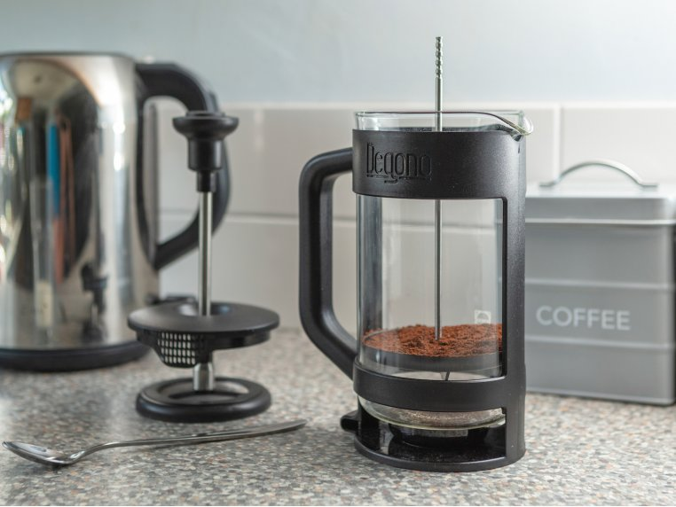 Easy Clean French Press by DEGONO - 2