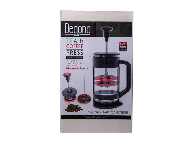Easy Clean French Press by DEGONO - 4