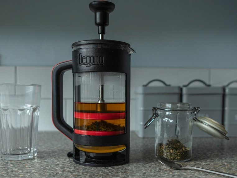 Easy Clean French Press by DEGONO - 1