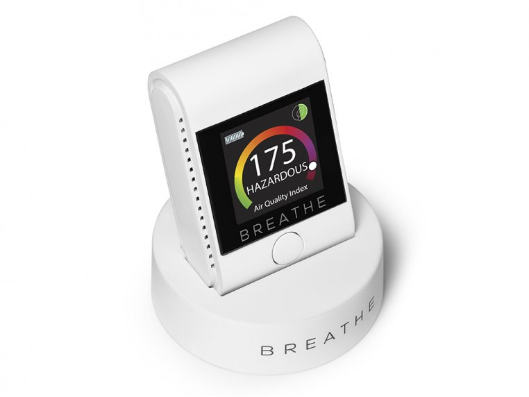 Smart Air Quality Monitor by BREATHE - 5