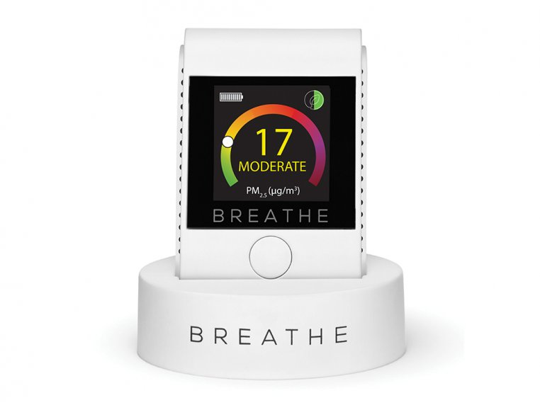 Smart Air Quality Monitor by BREATHE - 6