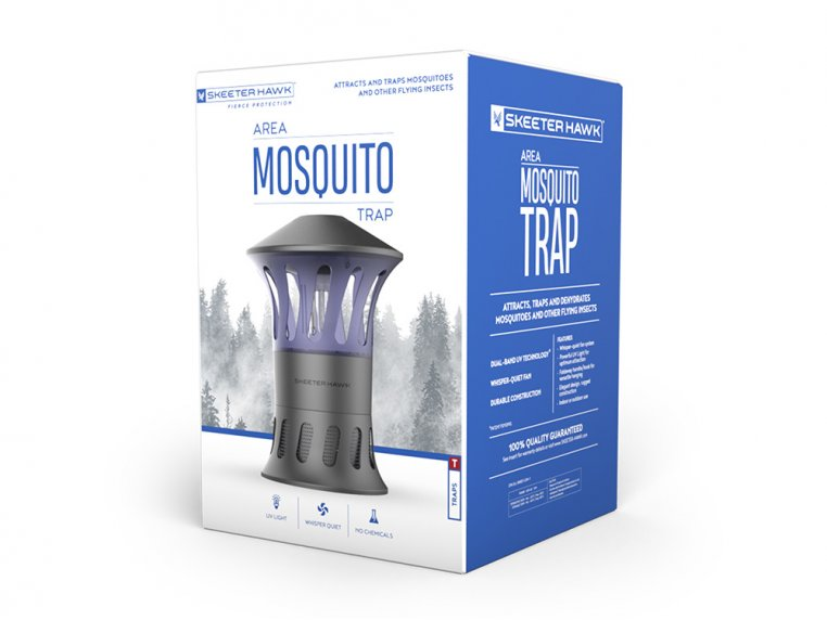 Mosquito & Flying Insect Trapping Light by NEBO® - 6