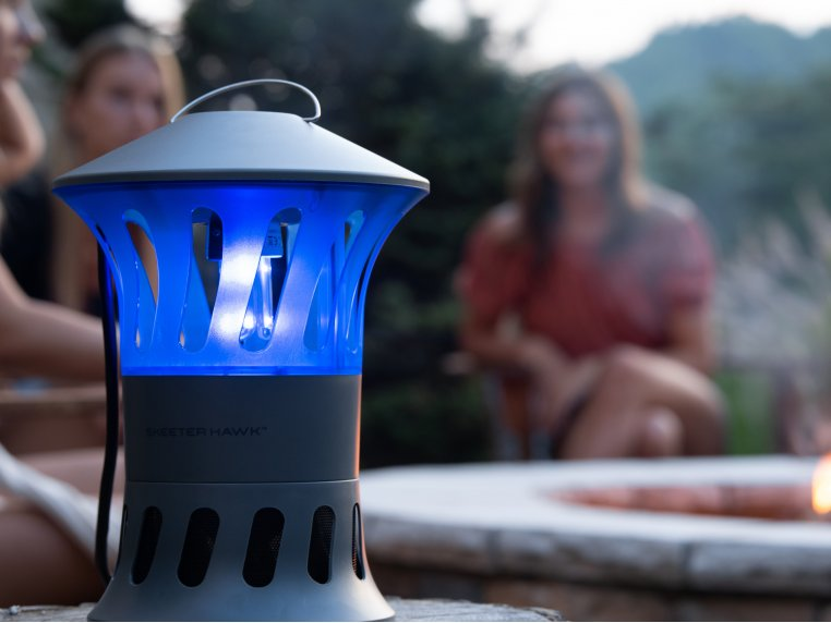 Mosquito & Flying Insect Trapping Light by NEBO® - 1