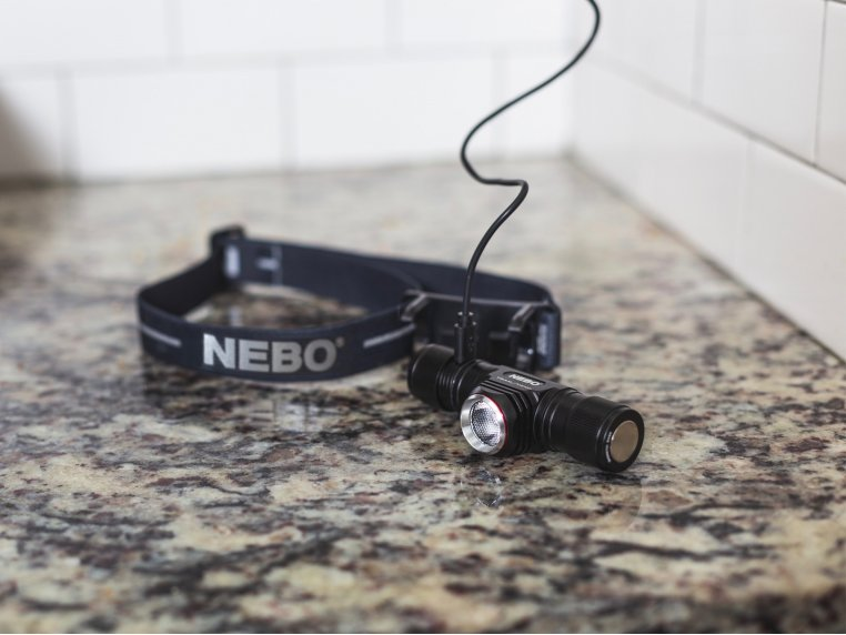 Rechargeable Headlamp & Flashlight by NEBO® - 4