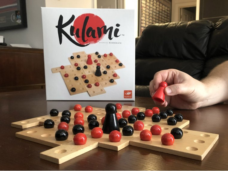 Abstract Strategy Board Game by Kulami - 2