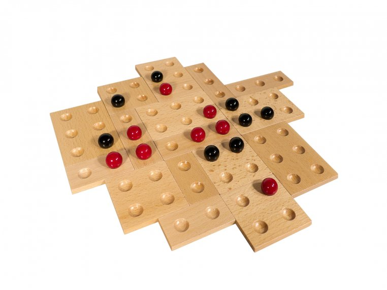 Abstract Strategy Board Game by Kulami - 3