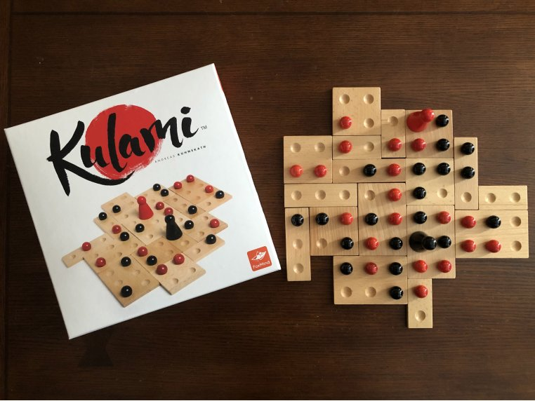 Abstract Strategy Board Game by Kulami - 1
