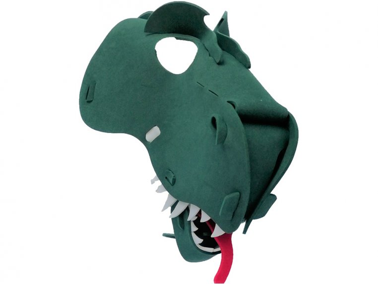 Washable Foam Animal Costume Masks by Go Fun Face - 11