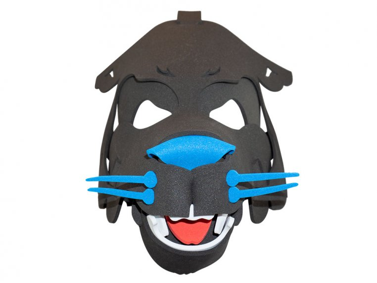 Washable Foam Animal Costume Masks by Go Fun Face - 21