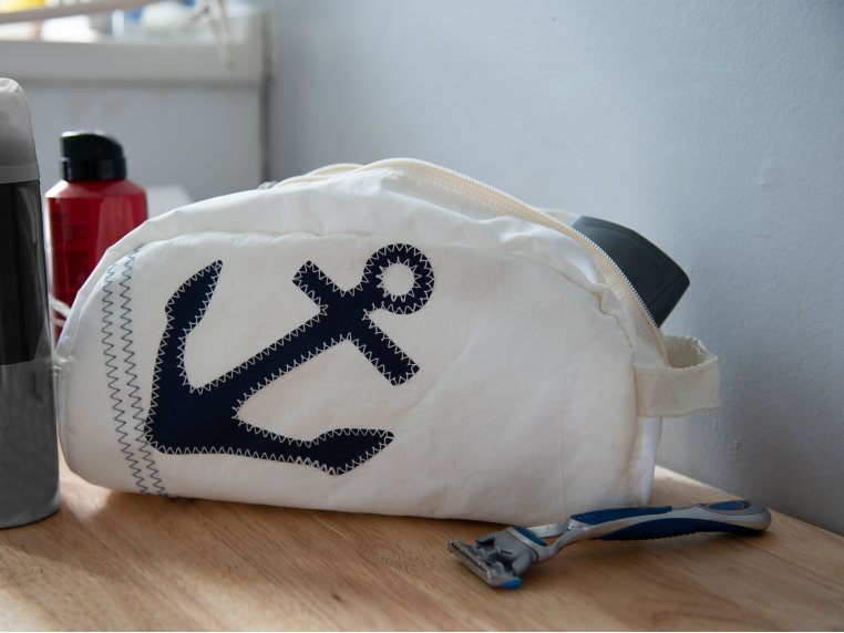 Anchor Toiletry Bag by Sea Bags - 1